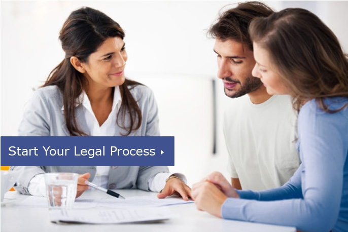 start your legal process